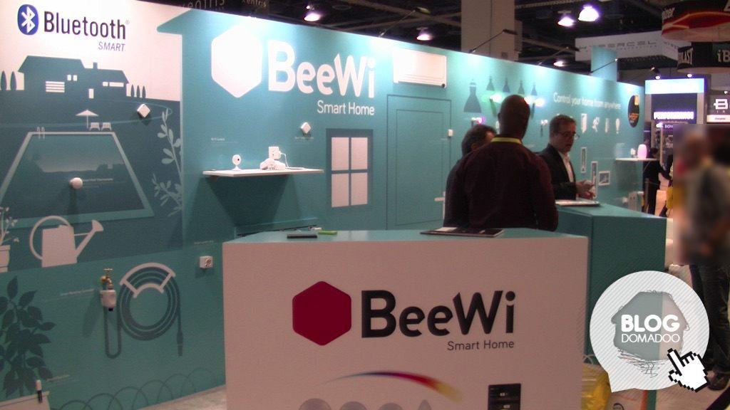 BeeWi affirme sa gamme domotique Bluetooth au #CES2017