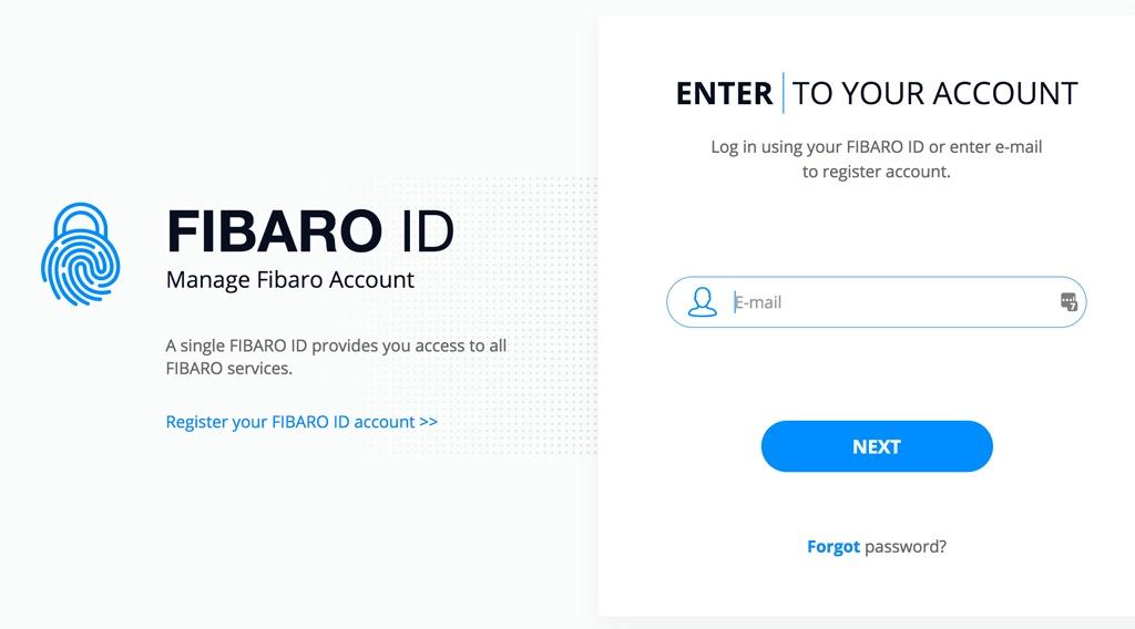 Fibaro ID: 1 mot de passe pour tous vos comptes