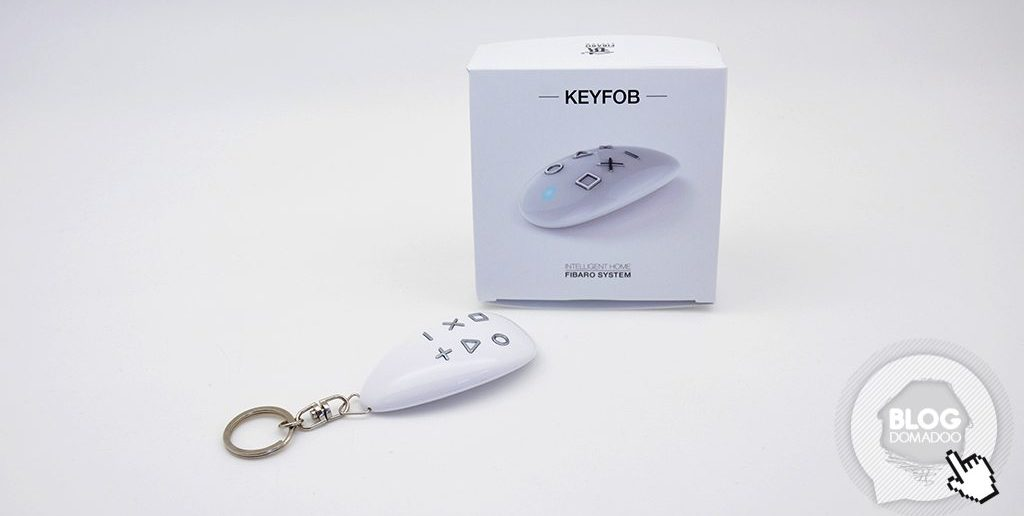 fibaro keyfob fgkf 601 une