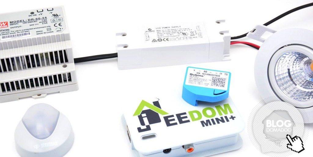 qubino zmnhvd1 micromodule zwave avec sortie 0 10v pour commande de ballast electronique alimentation led etc 2
