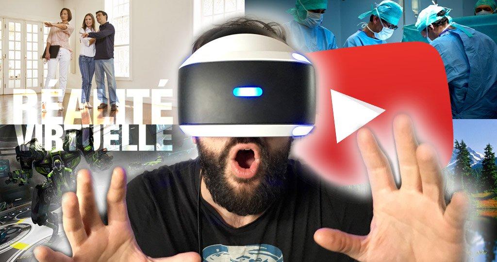 Qu'est ce que la VR ? Le salon Virtuality à Paris nous a permis de faire le point…[vidéos]