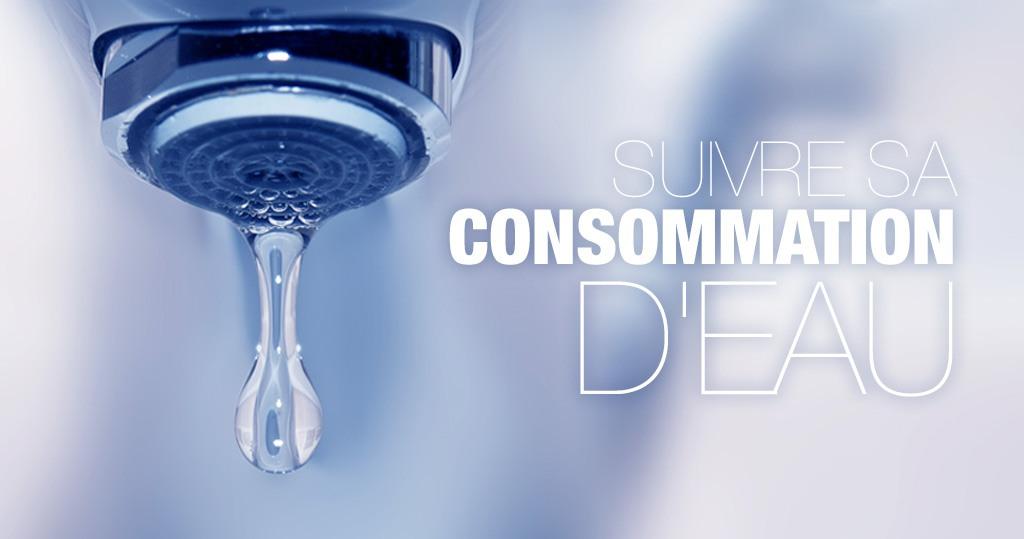 Les solutions pour suivre sa consommation d'eau