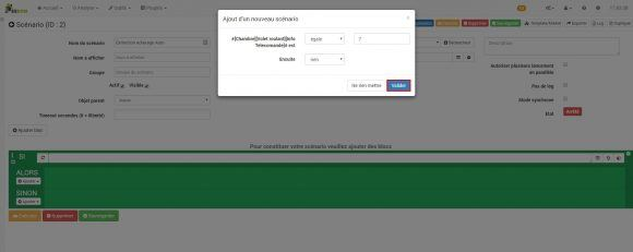 Vos motorisations Somfy RTS communiquent avec tous vos dispositifs grâce au RFPlayer et Jeedom