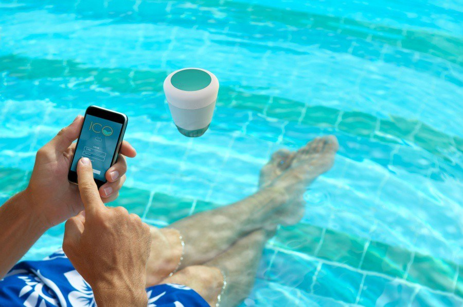 ICO, l'outil technologique pour se la couler douce dans sa piscine !