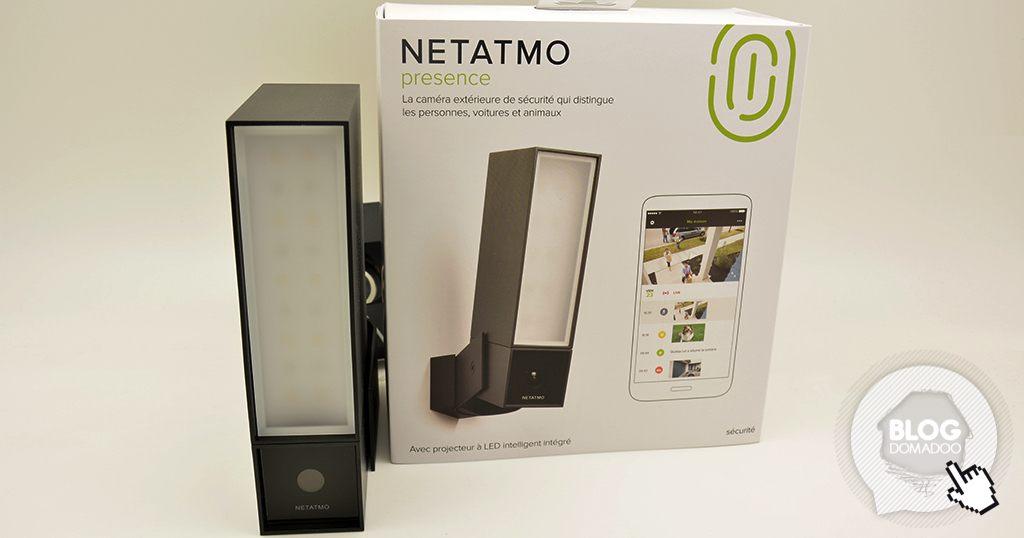 #Test de la caméra extérieure Netatmo Presence