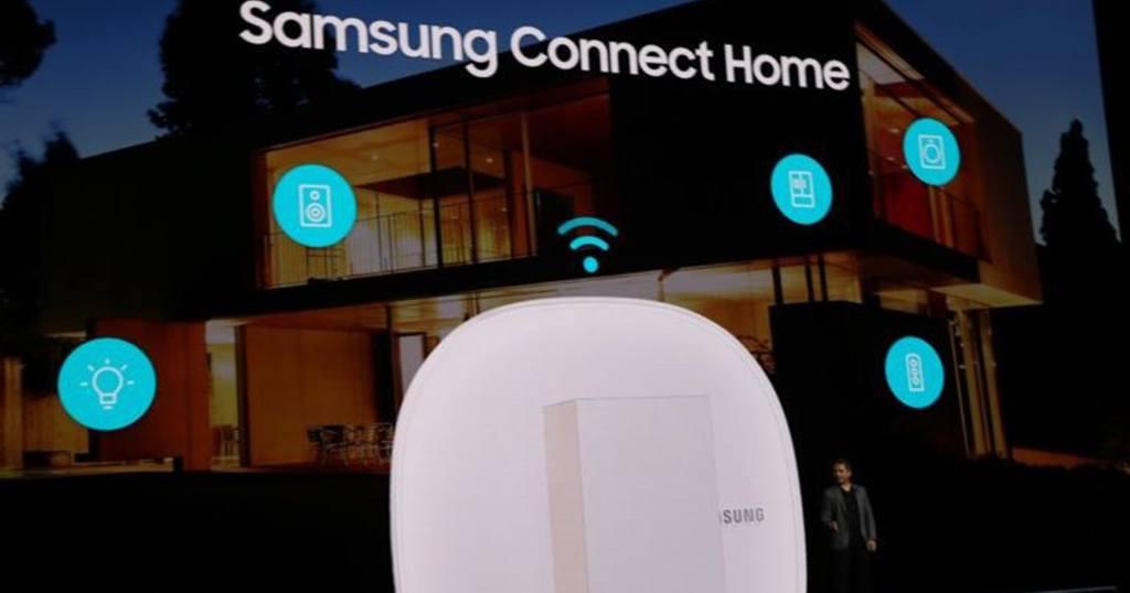 Samsung annonce son routeur domotique Wi-Fi Connect Home
