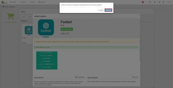 Soignez la qualité de l'air de votre foyer avec Foobot et la box Jeedom