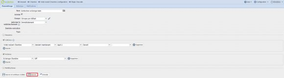 Votre motorisation Somfy RTS communique avec tout vos dispositifs grâce au RFPlayer et Eedomus
