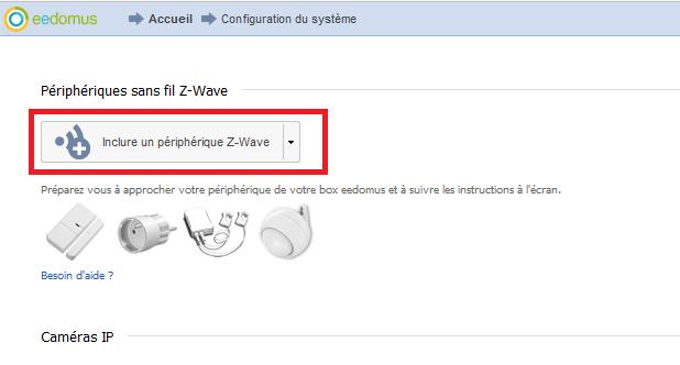 EEDOMUS3 A relire : Guide d'utilisation de l'ampoule Led Z-Wave d'Aeotec avec Eedomus