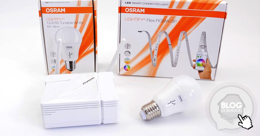 Guide d'utilisation des ampoules Zigbee OSRAM Lightify avec la Zipabox