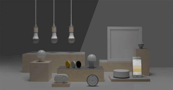 Un système d'éclairage connecté chez Ikea