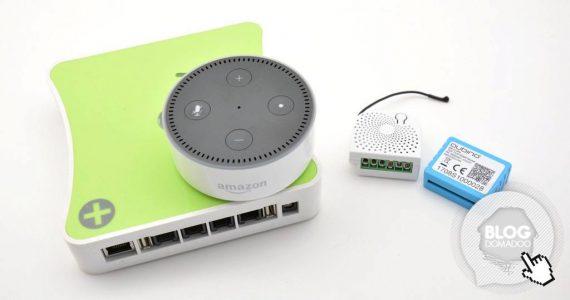 Mise à jour Eedomus : Contrôle de sa box par la voix via Amazon Echo/Echo Dot et autres nouveautés