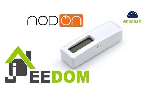 Jeedom : guide d'utilisation du capteur de température et d'humidité NodOn STPH-2-1-0x