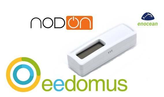 eedomus : guide d'utilisation du capteur de température et d'humidité NodOn STPH-2-1-0x