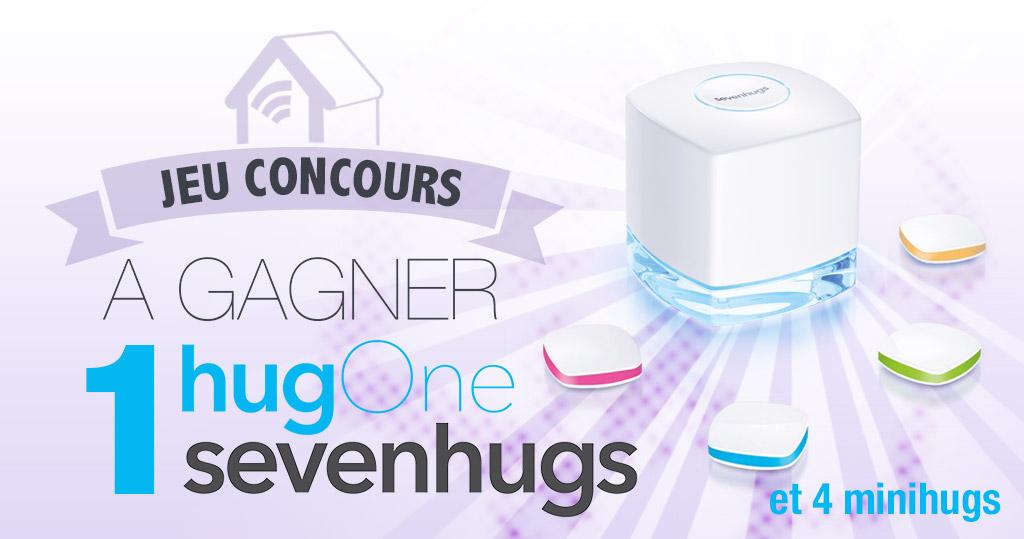 #CONCOURS: Gagnez un pack SevenHugs pour suivre votre sommeil !