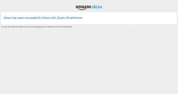 Contrôlez votre maison à la voix depuis Zipato avec Alexa