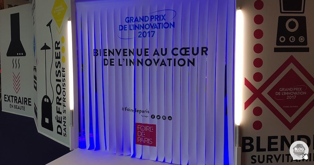 Foire de Paris 2017: la maison connectée au grand prix de l'innovation