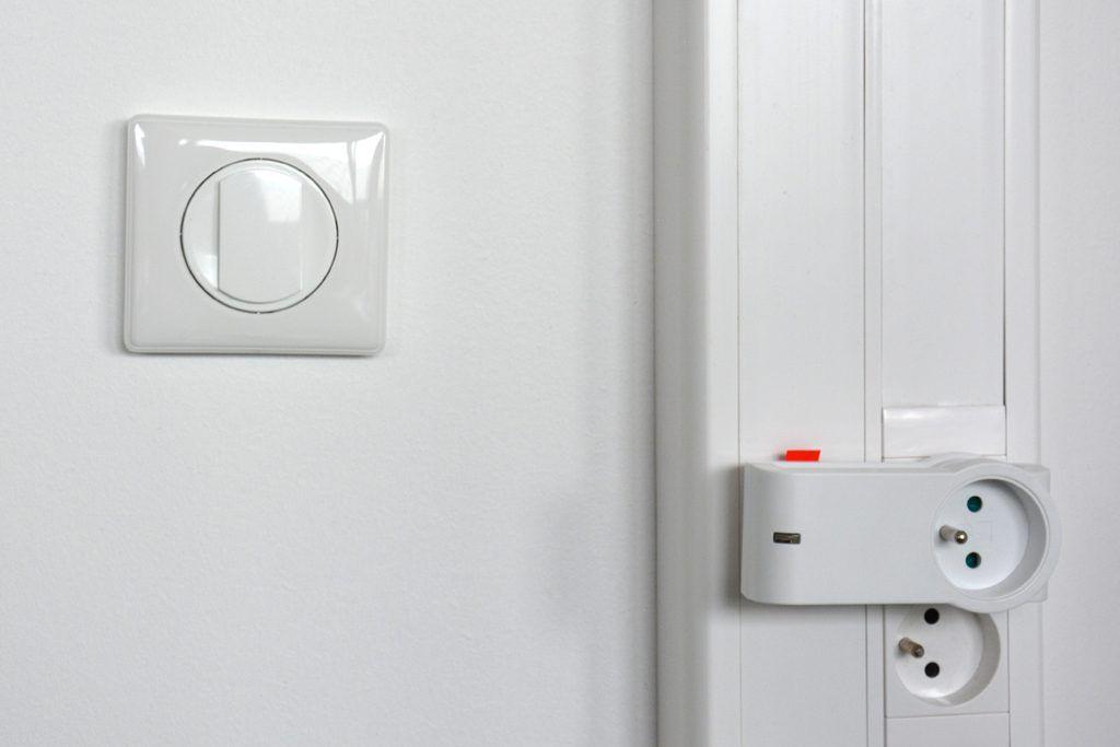 interrupteur standalone test nodon enocean wallplug domadoo