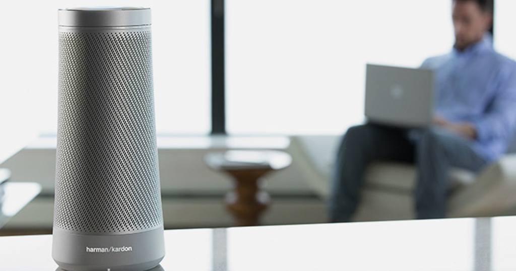 Invoke, l'enceinte connectée qui intègre Microsoft Cortana