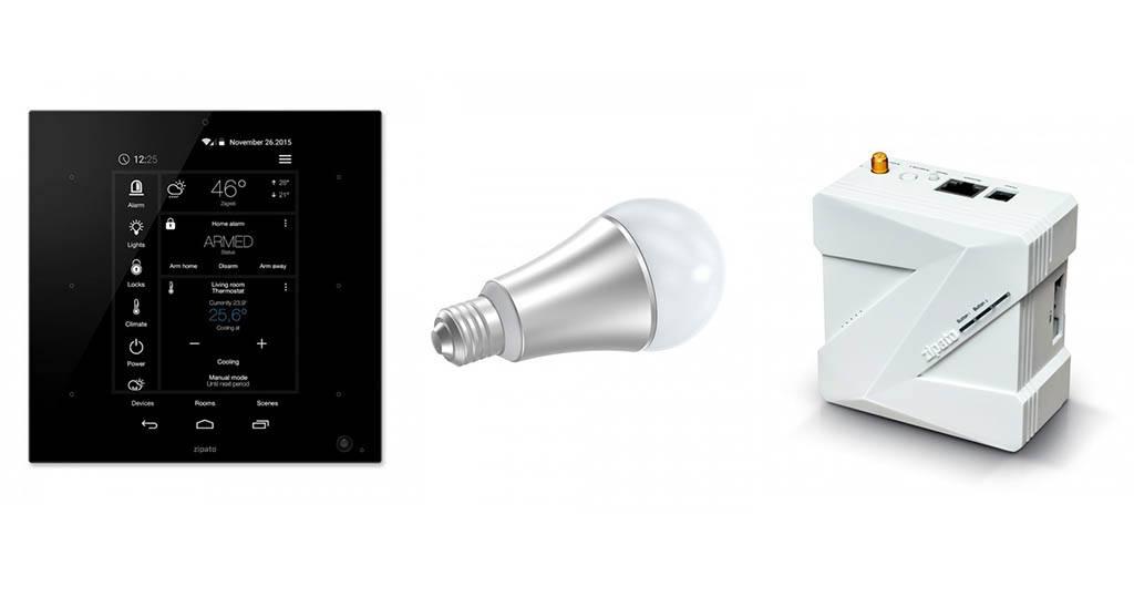 Zipabox : Guide d'utilisation de l'ampoule Led Z-Wave+ ZW098-C55 d'Aeotec