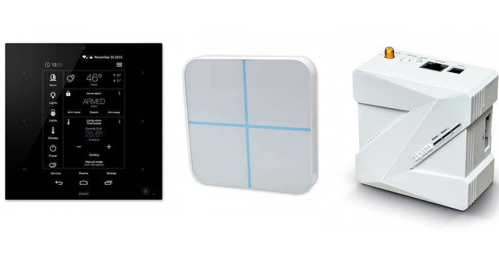 Zipabox : guide d'utilisation de l'interrupteur Z-Wave+ Wallmote d'Aeotec