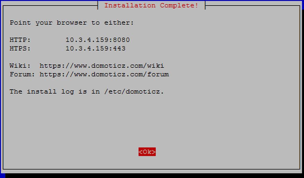 Installation de Domoticz sur un Raspberry Pi - News