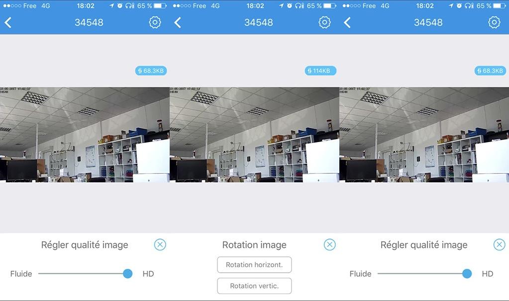 Sécurisez votre maison grâce à la caméra IP WIFI de Chacon 10