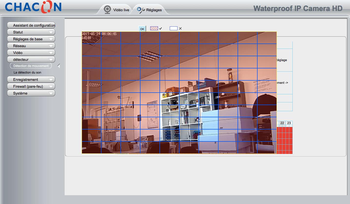 Sécurisez votre maison grâce à la caméra IP WIFI de Chacon 25