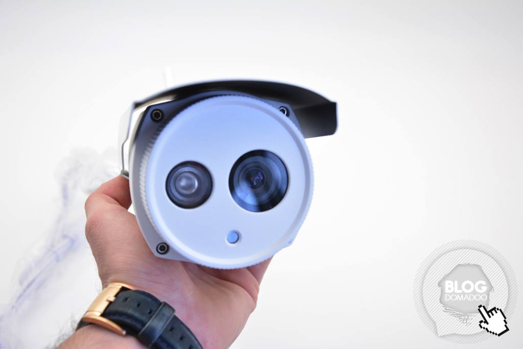 Sécurisez votre maison grâce à la caméra IP WIFI de Chacon 3