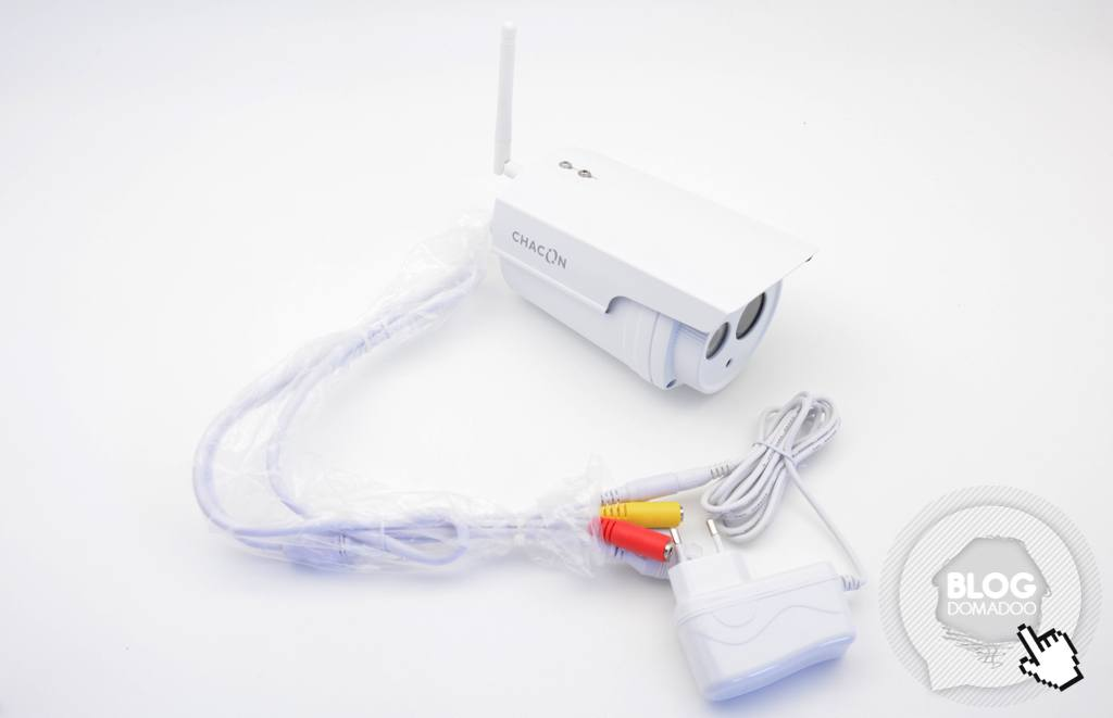 Sécurisez votre maison grâce à la caméra IP WIFI de Chacon 4