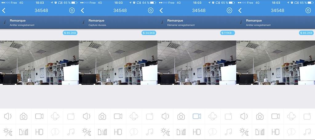 Sécurisez votre maison grâce à la caméra IP WIFI de Chacon 9