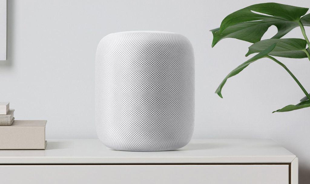 Apple annonce un assistant vocal Homepod, et de nouvelles fonctions domotiques