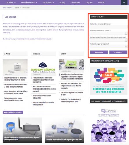 moteur recherche guides 6