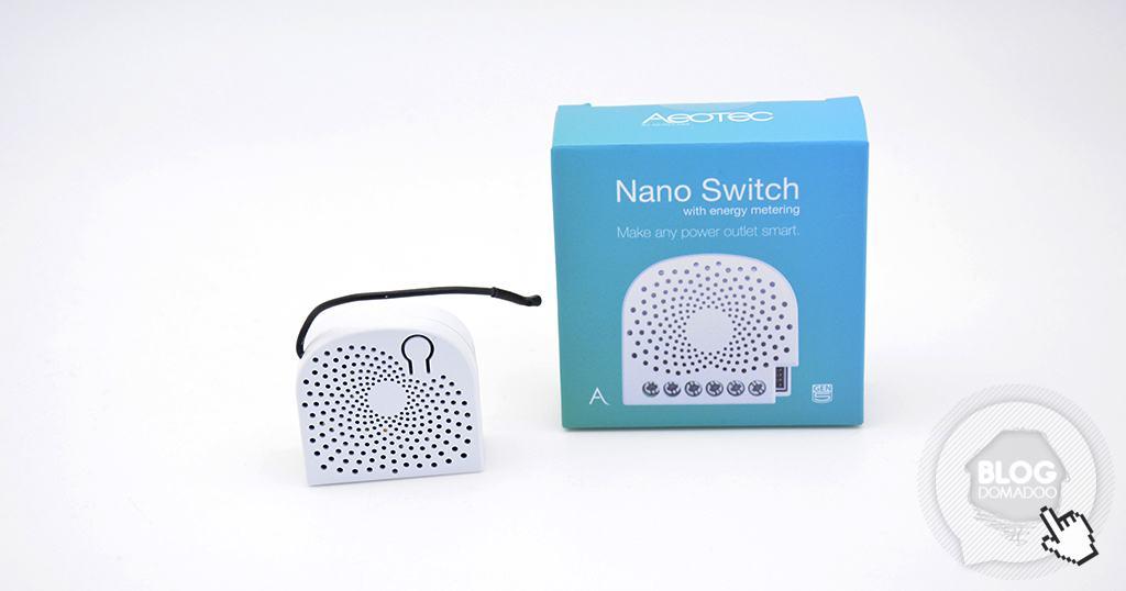 Découverte du micromodule Z-Wave+ Nano Switch d'Aeotec