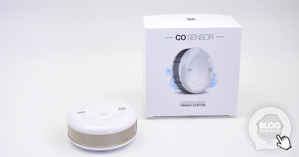 Fibaro CO Sensor : le détecteur de monoxyde de carbone Z-Wave+ de Fibaro