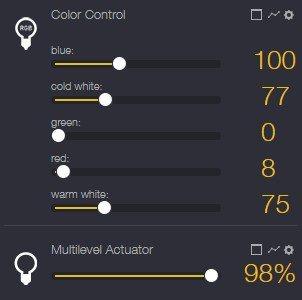 Illuminez votre foyer aux couleurs de vos envies avec le bandeau de Led connecté par Aeon Labs