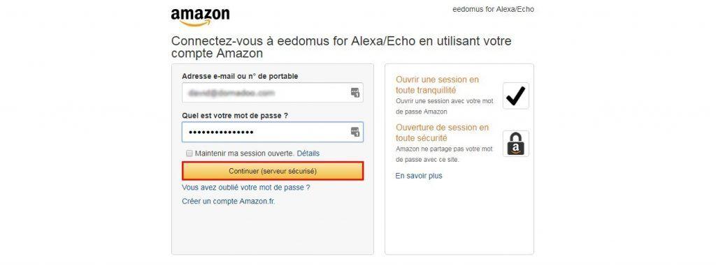 Contrôlez votre maison par la voix avec Amazon Echo/DOT et Eedomus