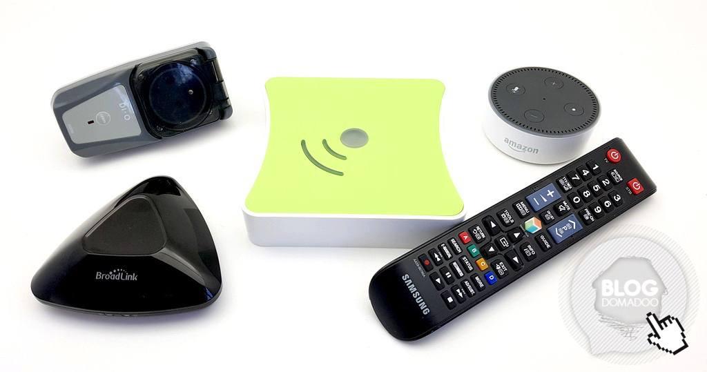 Intégrez vos dispositifs IR et 433 MHz dans votre installation domotique grâce à Eedomus Plus et RMPRO