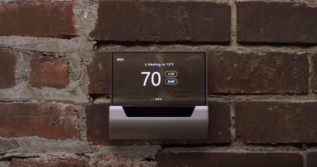 Microsoft intègre Cortana dans un thermostat connecté