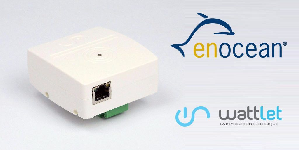 wattcube web ethernet enocean