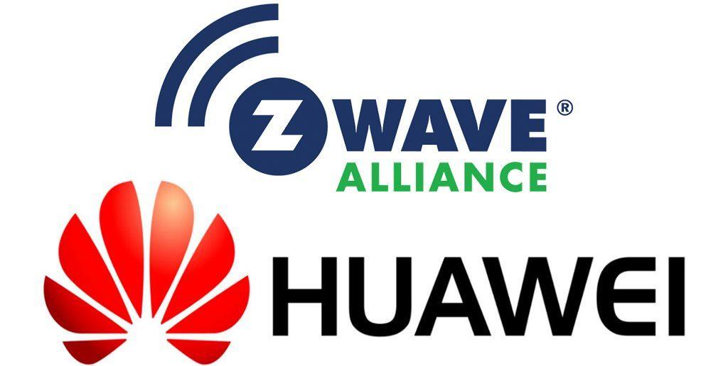 Z wave Huawei une