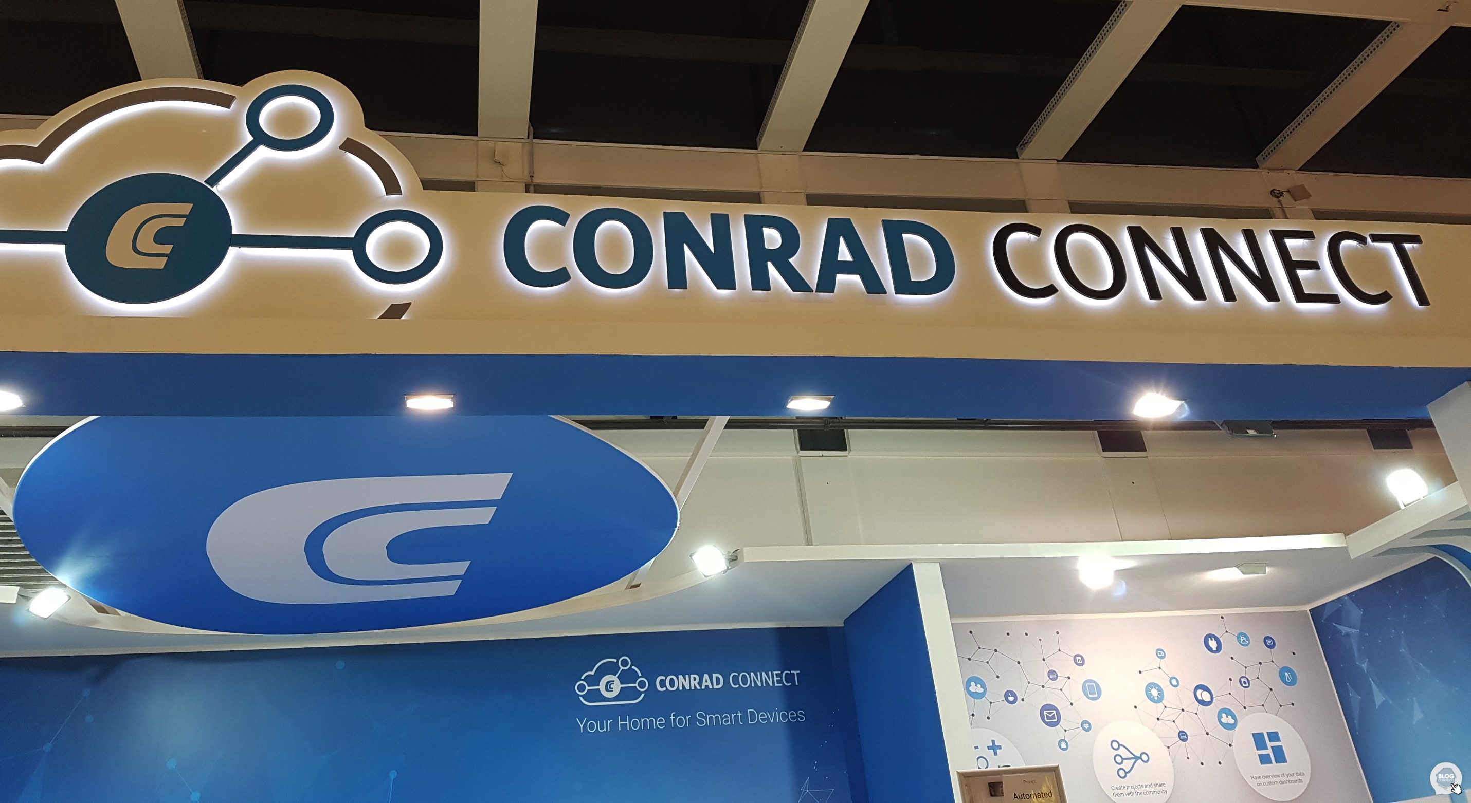 #IFA2017: ConradConnect, le IFTTT allemand…
