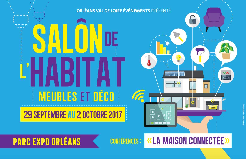 Le Salon de l'Habitat d'Orléans met à l'honneur la maison connectée
