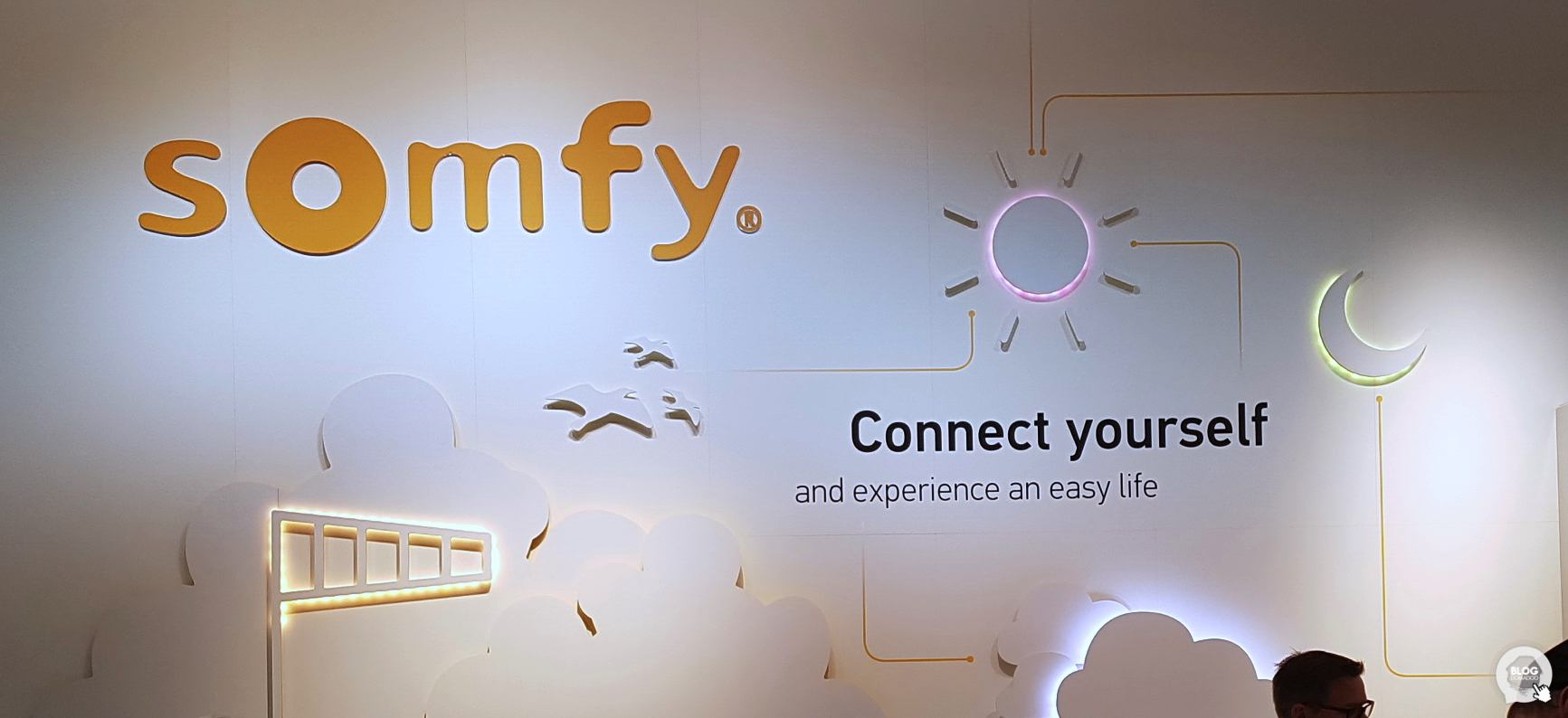 Somfy: de l'ouverture, et de nouveaux produits à l'#IFA2017