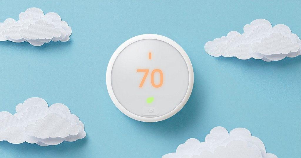 Nest dévoile son nouveau thermostat intitulé E, de Everyone !