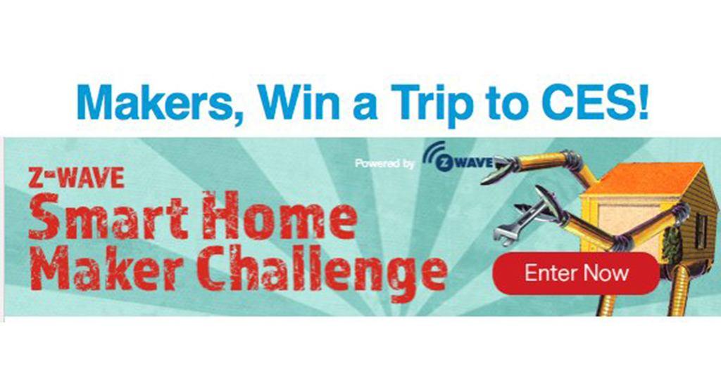 Sigma Designs lance le Z-Wave Smart Home Maker Challenge