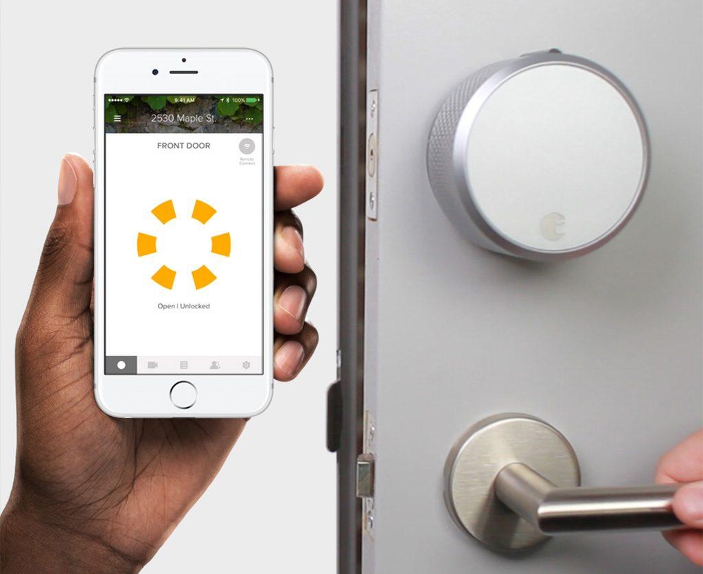 August Smart Doorlock DoorSense