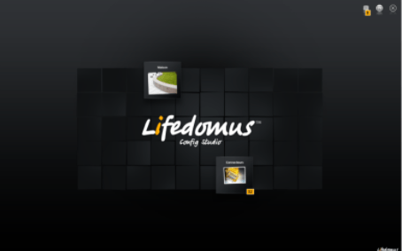 Capture Lifedomus debut
