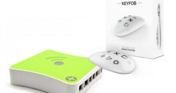 Keyfob avec Eedomus00