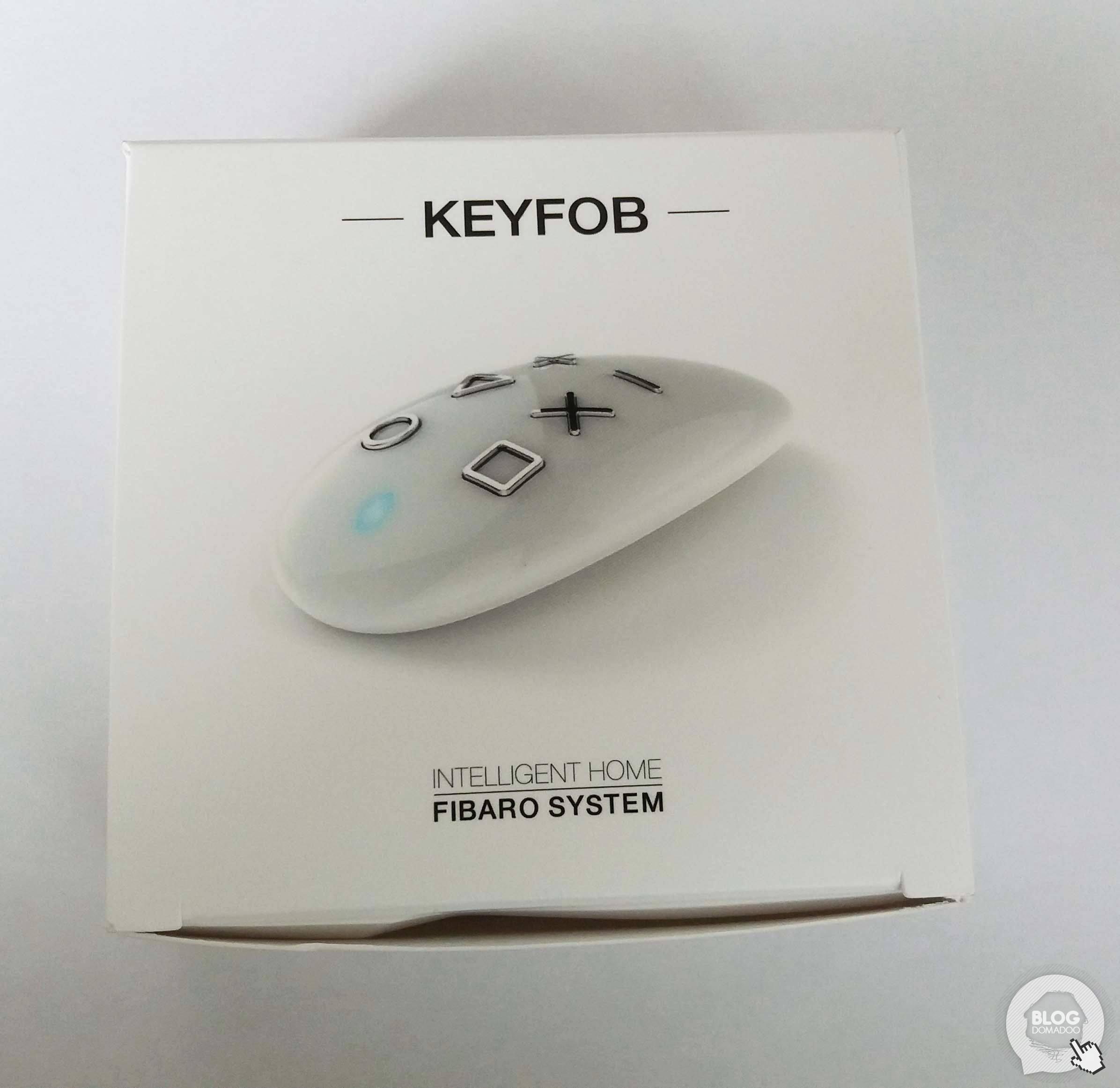 Keyfob avec Eedomus01